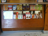 Sunset Auto Vue Drive-In's Concession Stand Candy (05-27-2017)