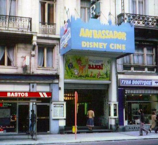 Ambassador Disney Cine