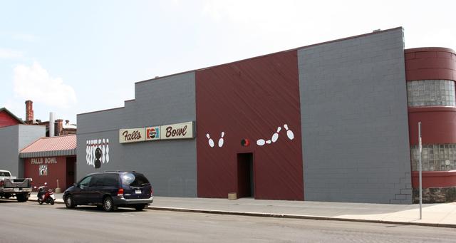 Falls Theatre, Chippewa Falls, WI