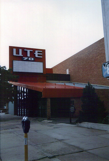 UTE 70 Theatre exterior