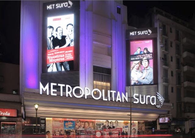 Teatro Metropolitan Sura