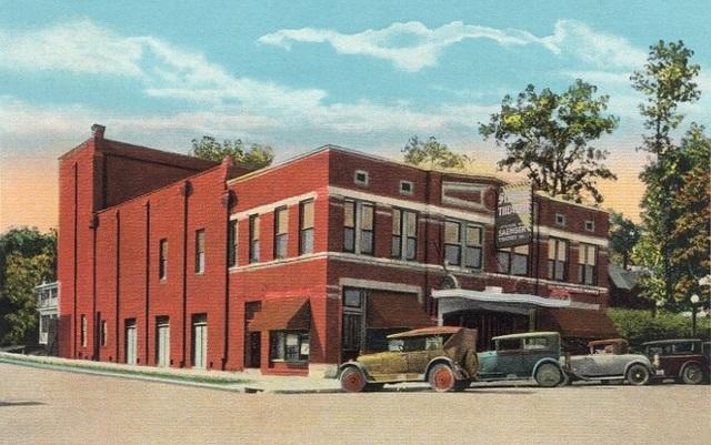 Tupelo Community Theatre