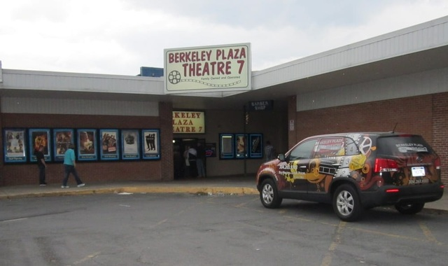Berkeley Plaza Theatre 7