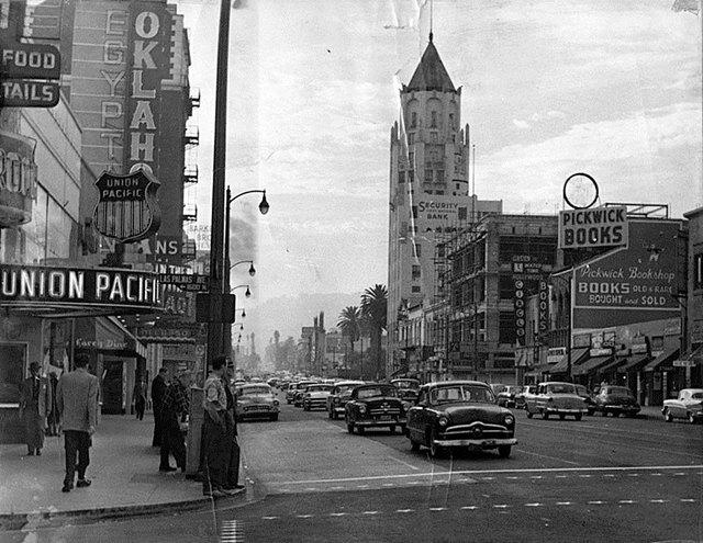 1955 photo via Scott Cisco.