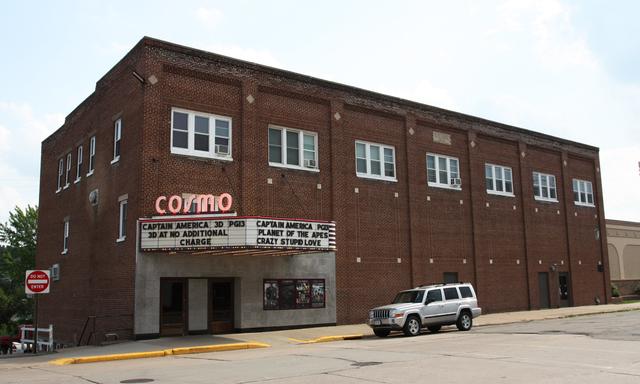 Cosmo Theatre, Merrill, WI