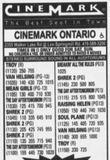 Cinemark 14 Mansfield Town Center