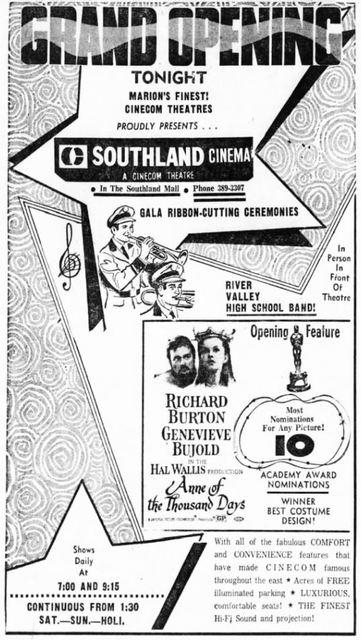 Marion Center Cinema