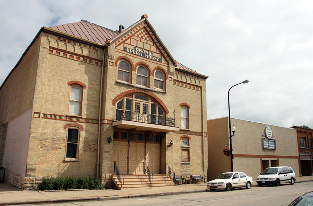 Grand Theatre, New London, WI