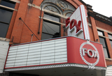 Fox Theatre, Stevens Point, WI - marquee