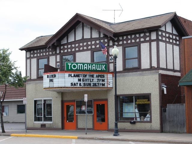 Tomahawk Cinema, Tomahawk, WI
