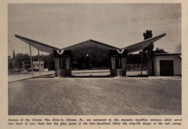 Chester Pike Drive-In