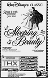 Sleeping Beauty listing