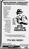 Eye of the Needle listing