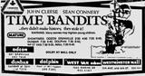 Time Bandits listing