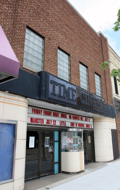 Time Theatre, Oshkosh, WI