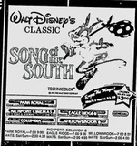 Song of the South listing