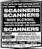 Scanners listing