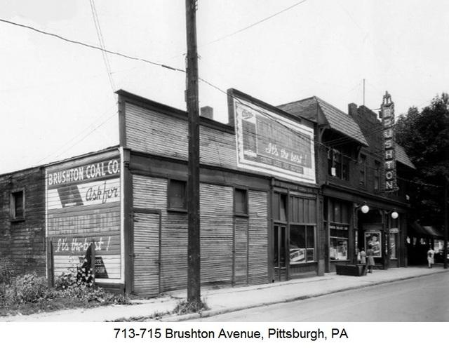 Brushton Theater