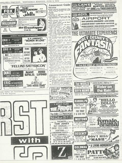 June 3, 1970 Phila Inquirer