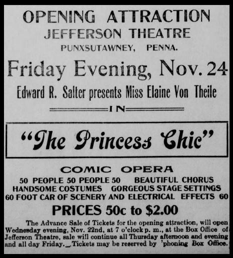 PUBLISHED NOVEMBER 15, 1905.
