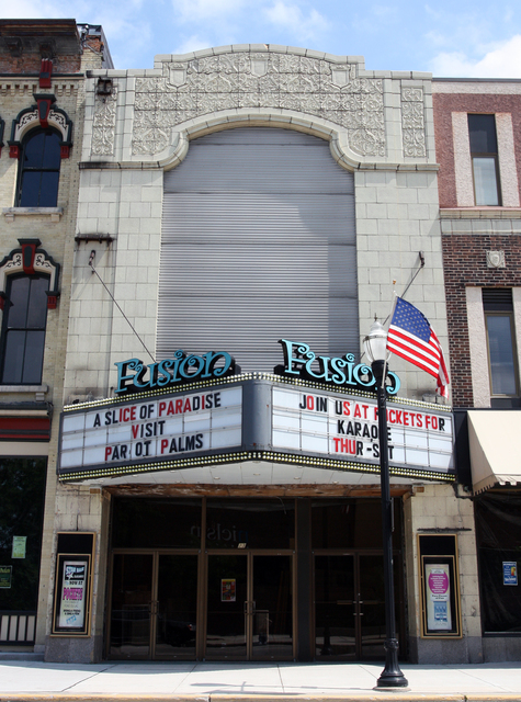 Retlaw Theatre (Fusion), Fond du Lac, WI