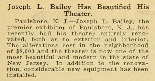 Boro Theatre