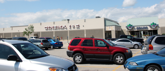 Forest Mall Cinemas, Fond du Lac, WI