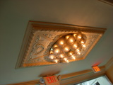3-16-13 concessions foyer towards the lobby. Ceiling.