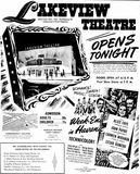 January 28th, 1942 grand opening ad