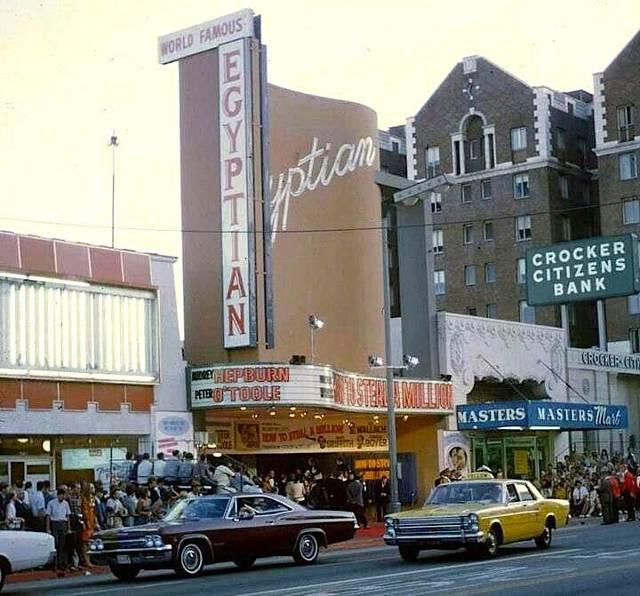 1966 photo courtesy of Mark MacDougal.