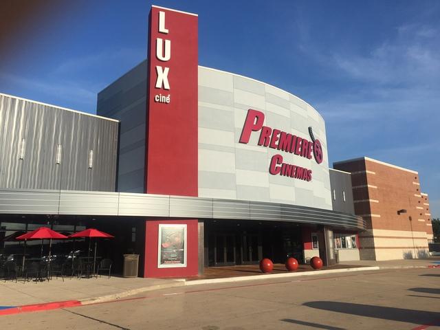 Grand Prairie Premiere Lux Cine