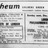 Press ad for the Orpheum Golders Green