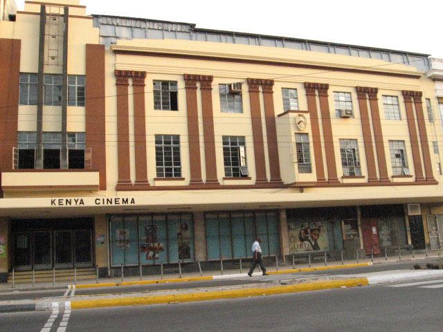Kenya Cinema