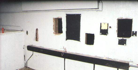 Original portholes