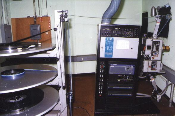 Pier 2 equipment