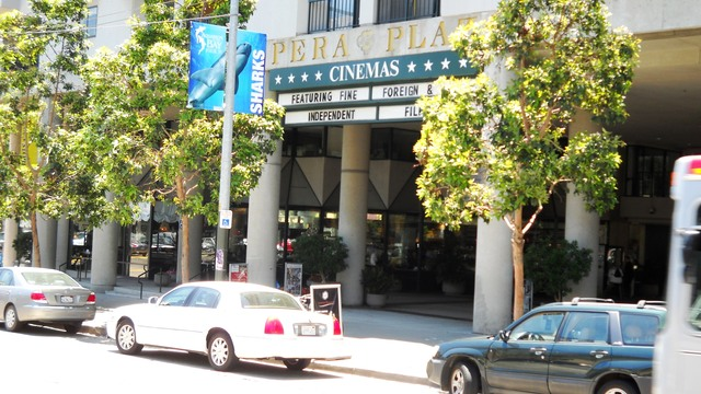 Opera Plaza Cinema