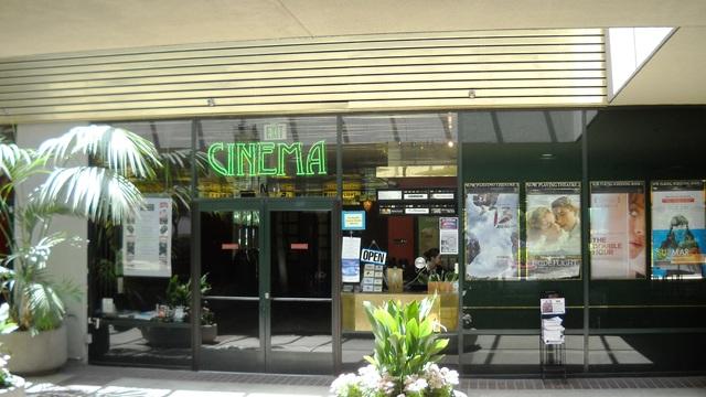 Opera Plaza Cinema