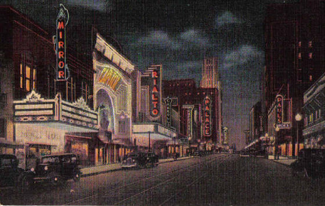 Dallas Theater Row