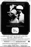 The Great Gatsby NYTimes ad 3/27/1974