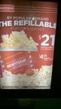 popcorn buktet poster