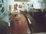 Apollo Stafford projection box for screens 2 & 3. 1994