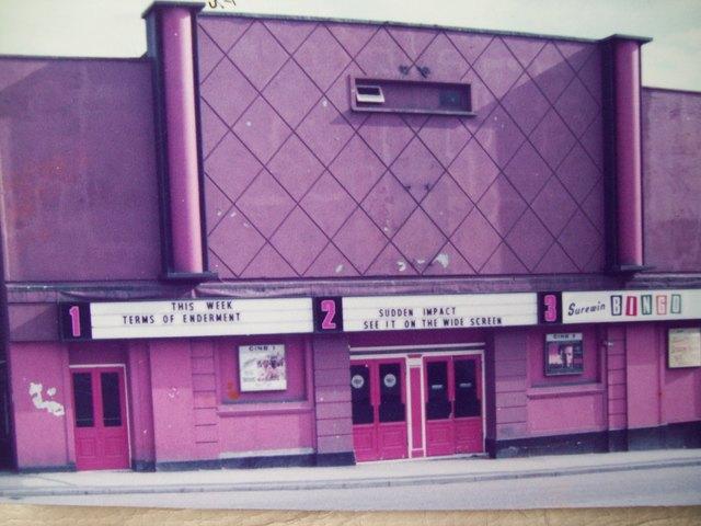 Apollo Grand Cinema Leek. 1984