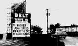 Belt Drive-In