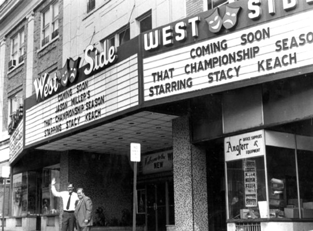 Comerford's West Side Theater
