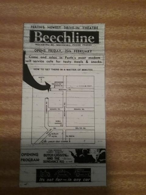 Beechline Drive-In