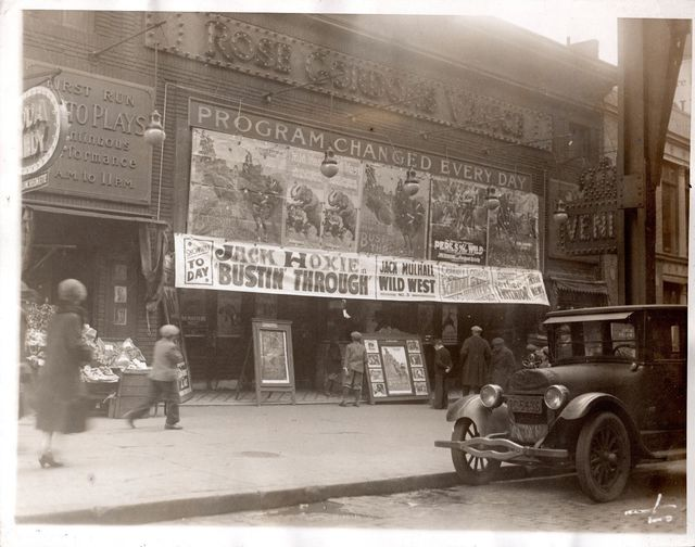 Rose Gordon's Venice, 1925