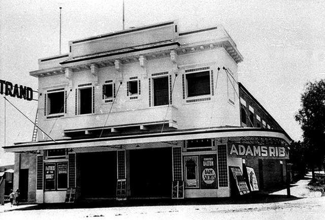 Hoyts Strand Theatre