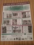 Camelot Outdoor Cinema & Memorial Hall