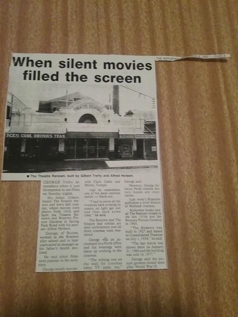 Renown Theatre