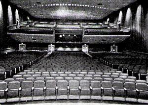 Stanley Warner Route 4 Theatre auditorium